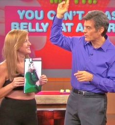 Dr. Oz busts belly-fat myths, reveals how to blast belly fat fast