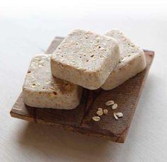 Homemade Milk & Honey Soap:…