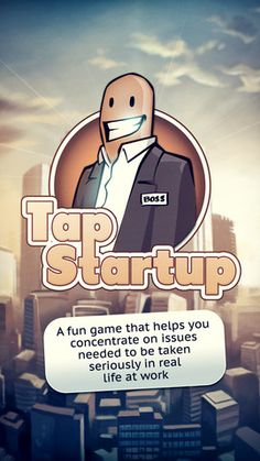 TapStartup - In this app you're the boss and it's your job to keep your workers focused on the task at hand. Those lazy bums may try to nod off. Give them a tap and get them back to work, pronto. Only workers who are wide awake can make you any money, and you lose money on snoozing bodies. You also want to make sure each worker has an adequate amount of rest, fun, and treats. We found TapStartup instantly addictive and a ton of fun. Look no further for the next title to get wrapped up in.