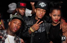 Bow Wow and Teyana Taylor Live the 400 Life in Miami