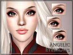 Pralinesims' Angelic Eyebrows