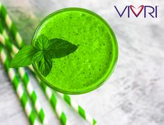 Green Smoothie: 1 cup unsweetened almond milk, 1 very ripe banana frozen if possible and sliced, 2 handfuls green #spinach, 1 Tbsp chia seeds, 1 portion vanilla Shake Me.!™ 1 Add all ingredients to #blender. 2 Add in ¾ cup chopped #IceCubes. 3 Blend on medium speed for 30 seconds to 1 minute until all ingredients are mixed well. 339 calories. #VIVRI #healthy #fitness #fit #nutrition #shake #smoothie #delicious #ShakeMe