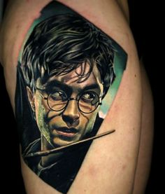 harry potter by Nikko Hurtado #blackanchorcollective