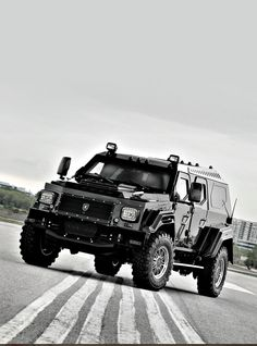 '10 Of The Best Vehicles To Survive A Zombie Apocalypse' You need one vehicle and one vehicle only...the Conquest Knight XV. Click to find to out more. #endofworld #spon