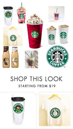 """starbucks is now my ONE AND ONLY ( (*3*) )"" by princess113657 on Polyvore featuring Disney"