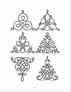 Creative Embroidery, Folk Embroidery, Hand Embroidery Stitches, Embroidery Patterns, Celtic Patterns, Vintage Patterns, Soutache Pattern, Bed Quilt Patterns, Small Rangoli Design