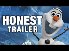 """The Honest Trailer For """"Frozen"""" Is So Freaking Accurate and hilarious"""