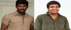 Sathish becomes as Vishal's brother …