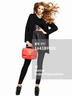 Stock Photo : Contour Style- Dress Code, Madame Figaro, November 23, 2012