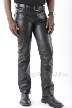 Mens Leather Pants, Tight Leather Pants, Leather Jackets, Lederhosen Outfit, Black Diesel, Leder Outfits, Leather Trench Coat, Hommes Sexy, Tights Outfit
