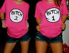 Shirts with your bestfriend
