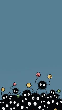 Anime Scenery Wallpaper, Iphone Background Wallpaper, Cute Anime Wallpaper, Cute Cartoon Wallpapers, Aesthetic Iphone Wallpaper, Animes Wallpapers, Studio Ghibli Art, Studio Ghibli Movies, Studio Ghibli Background