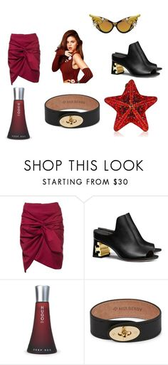 """""""Hurry up!"""" by anelia-georgieva ❤ liked on Polyvore featuring Tory Burch, HUGO, Mulberry and Judith Leiber"""