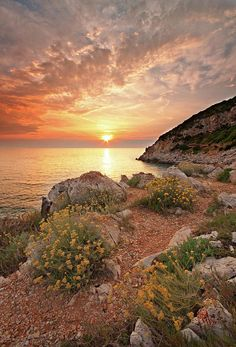 vmburkhardt:  (via Punta Rossa Photograph by Paolo Corsetti - Punta Rossa Fine Art Prints and Posters for Sale)