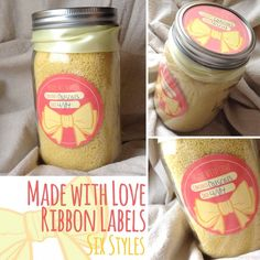 44 best mason jar label design contest images on pinterest