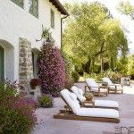 Reese Witherspoon's Ojai Home In Elle Decor September 2012 | InteriorHolic.com