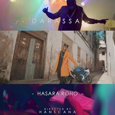 Download New Video : Darassa - Hasara Roho { Official Video }