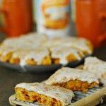 Pumpkin Spice Scones Recipe