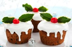 Christmas cupcakes www.piccolielfi.it