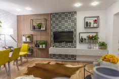 adelaparvu.com despre renovarea apartamentului familiei Dumitrascu, episodul 12, sezonul 4, Visuri la cheie, LIVING (8)