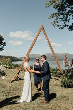 Lake Tarawera wedding, Rotorua New Zealand