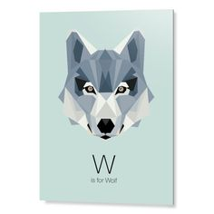 tableau W is for Wolf