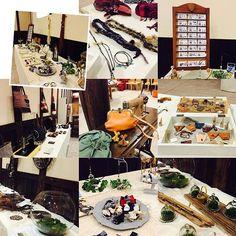 【minto_jewelry】さんのInstagramをピンしています。 《#ふく蔵 #加西市#ギャラリー #ガラス、#ビーズ、#レザー 、#リボン、#トンボ玉、#アンティークミシン、#サンキャッチャー、#天然石 、#テラリウム、#ファーイヤリング #オータムカラー #ジュエリーなど#コラボ展示会 9月20日〜10月2日#開催中》