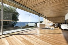 project Dezanove House 5 Sustainable and Spectacular: Dezanove House by Iñaki Leite
