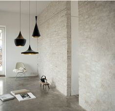 Tom Dixon replica: Modern Beat Black Pendant Light