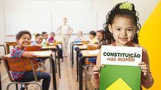 Câmara dos Deputados: Aprove o ensino da Constituição nas escolas!
