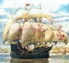A Nau portuguesa, S. Gabriel do século XVI