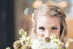 Once upon a time... we received this enchanted fairytale bridal inspiration from some of Charlotte's loveliest wedding vendors, and the rest is history!.