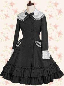 Lolita Dress. So pretty. :-) My sense of AWESOMENESS | Big Fashion Show lolita dress