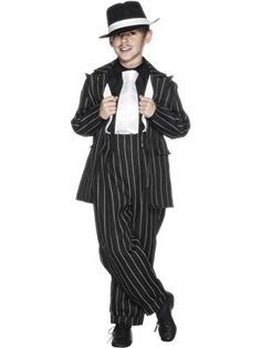 Child Gangster Zoot Suit Costume *** You can find more details by visiting the image link.