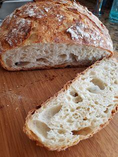 Italian Table, No Knead Bread, Italian Recipes, Cooking Recipes, Baking, Food, Bakken, Eten, Backen