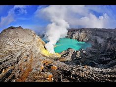 """wenttyand: """" Tourism is no less interesting, located on the border between Banyuwangi and Bondowoso East Java province is the mountain or crater of Ijen. Ijen is one of the active volcano in. Bolivia City, One Day Tour, Island Tour, Natural Phenomena, Bali Travel, Antara, Surabaya, Day Tours, Trekking"""