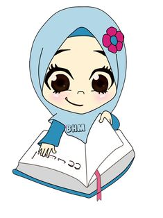 Chibi Muslimah 1 By TaJ92 On DeviantArt Muslim In 2019
