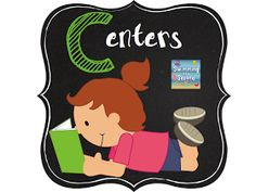 Swimming Into Second: C is for Centers (ABCs of 2nd grade)