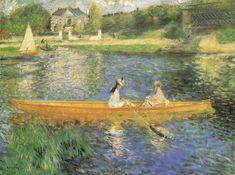 renoir paintings - Buscar con Google