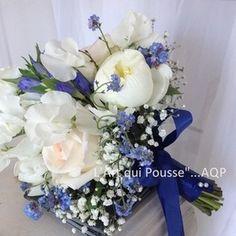 Mariage nature - Le bouquet de mariée