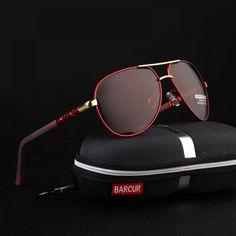 BARCUR Aluminum Magnesium Men's Sunglasses Men Polarized Coating Mirror Glasses oculos Male Eyewear Accessories For Men Best Aviator Sunglasses, Uv400 Sunglasses, Stylish Sunglasses, Polarized Sunglasses, Mirrored Sunglasses, Sunglasses Women, Sunglasses Outlet, Round Sunglasses, Accessories