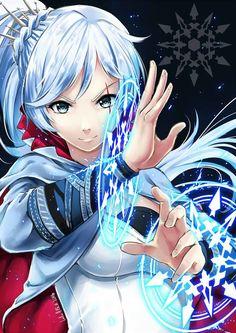 Amazing RWBY Winter Strange (by lulu-chan92) #rwby #weiss #cosplayclass