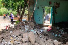 90 mil pesos por damnificado para reconstruir casa