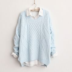 Fashion students sweater