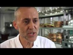 Michel Roux Jnr - Tarte Chocolat aux Framboises - Bitter Chocolate Tart ...
