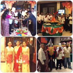 Let's take a peak on the event last night - #Thekhotel's #IndianFoodFestival. Join us again tonight!