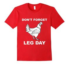 Funny Gym Shirt | Leg Day T Shirt | Gifts for Gym Lovers #legday #gym #fitness