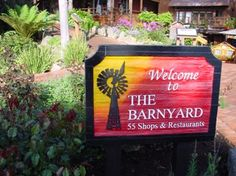 The Barnyard Shops in Carmel, CA