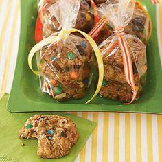 Oaty Chocolate Chunk Cookies