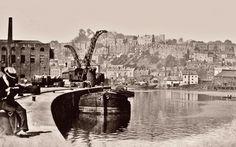 Bristol Docks.